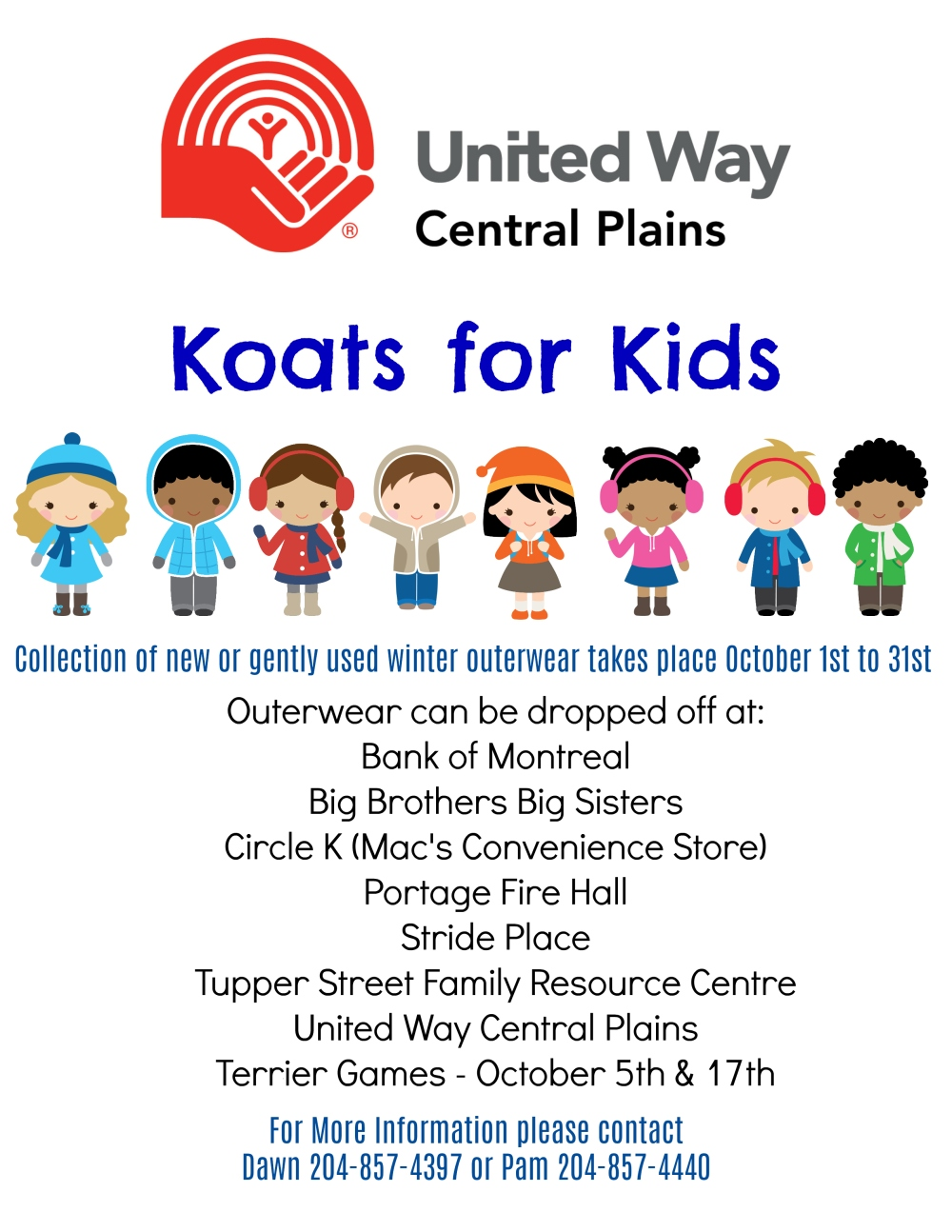 Koats for Kids Collection